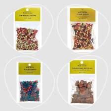 Natural Resin Incense 1/2 Oz, Dragon Blood, Three Kings, Frankincense & Myrrh +