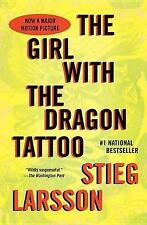The Girl with the Dragon Tattoo: Book 1 of the Millennium Trilogy by Stieg Larsson (Paperback / softback, 2009)