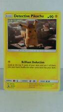 Detective Pikachu SM194 Sun&Moon: Detective Pikachu Promo Holo Mint(pack fresh)