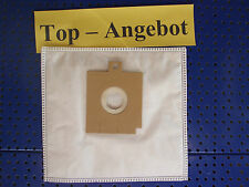 Papier geeignet für AEG Smart//Electrolux Powerlite usw. 10 Staubsaugerbeutel