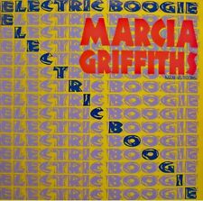 ++MARCIA GRIFFITHS electric boogie (4 versions) MAXI PROMO 1989 ISLAND EX++