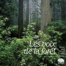 CD Biosphère – Collection Pure nature – Les voix de la forêt