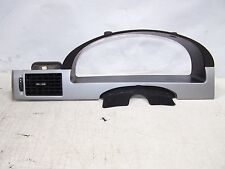 2005 Suzuki Forenza Instrument cluster bezel LH A/C vent. Grey and black