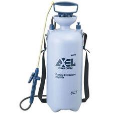Pompa Spruzzatore Vaporizzatore a Spalla Irrorazione Pressione 8 lt Axel GA0709