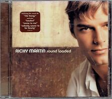 Ricky Martin- Sound Loaded (Pop Reggaeton Dance-Pop Rock Urban Pop Reggae)