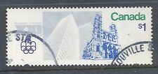 Canada 1976 SG836 Olympic Games Montreal Used