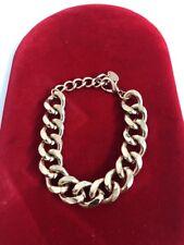 Fashion Women Large Massive Chain Gold  Bracelet 655