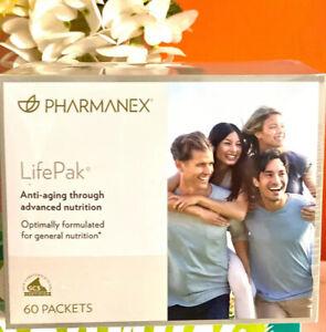 Nuskin Nu Skin Pharmanex Lifepak Anti-Aging, Exp 09/2022. New. Sealed.