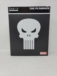 Mezco One:12 Punisher (original release) complete authentic read description