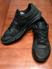 Men's Nike 2014 FLEX All Black Running, Trainer Workout Shoes Size 14
