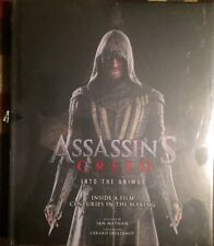 THE ART AND MAKING OF ASSASSIN'S CREED INTO THE ANIMUS HARDBACK BOOK NEW &SEALED