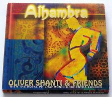 Oliver Shanti & Friends - Alhambra (2002) CD, New Age, Ambient, gebraucht