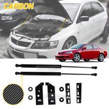 Carbon Bonnet Hood Gas Strut Lift Damper Kit for ACURA Integra RSX