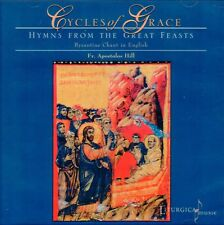 CDs- Cycles of Grace: Hymns from the Great Feasts (Orthodox Chant -Eng) 2CDs-NEW