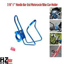 Motorcycle Blue Drink Bottle Holder Kawasaki Vulcan VN 2000 900 Classic Custom