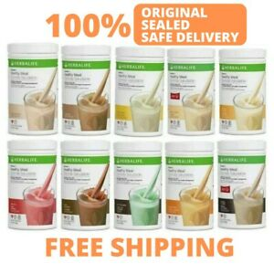 HERBALIFE Formula 1 Healthy Meal Replacement Nutritional Shake 500 gm FREE SHIP