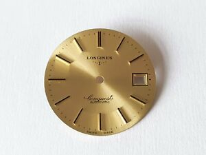 Longines Conquest Dial 28.45mm Approx Swiss Made