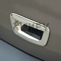Chrome Rear Trunk Tailgate Door Handle Bowl Cover Trim For Holden Trax 2013-2018