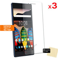 "3x CLEAR Screen Protector Cover Guards for Lenovo Tab 3 7"" Tablet TB3-730f"