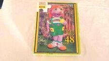 1998 Israel Sesame Street Hebrew TV Rechov Sumsum רחוב סומסום Kippie Puzzle 48pc