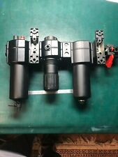 Norgren filter regulator lubricator T74T-6Aa-P1n