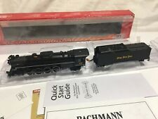 Bachmann HO Scale 2-8-4 Berkshire DCC Sound Nickel Plate Road #759 Model 52404