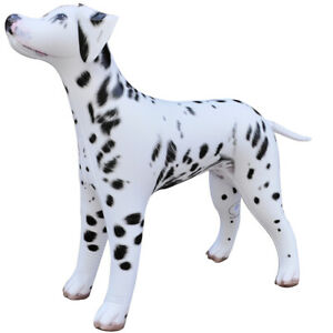 """Jet Creations Inflatable Dalmatian Dog 36"""" Tall Stuffed Animals Party Supplies"""