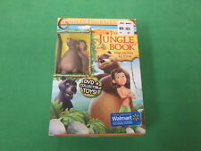 The Jungle Book: Limited Edition With Collectible Toy On DVD With Emma Tate