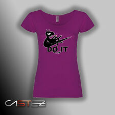 Camiseta mujer lucy demonio desencanto do it parodia demonio ENVIO 24/48h