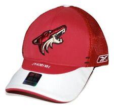Phoenix Coyotes Reebok TD40Z NHL Stretch Fit Draft Hockey Cap Hat OSFM