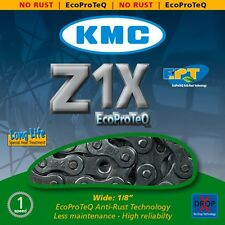 KMC Z1X EPT EcoProTeq Single Speed Chain