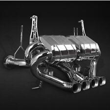 Capristo Lamborghini Aventador LP750 SV Valved Exhaust System Carbon-Stainless