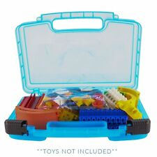 Life Made Better Clicformers Case, Toy Storage Carrying Box. Figures Playset...