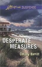 Desperate Measures Love Inspired Suspense