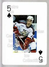 2011-12 Grand Rapids Griffins Playing Card #44 Kyle Quincey