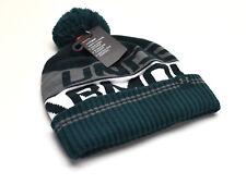 Under Armour Men's Retro Pom 2.0 Beanie Knit Hat Multi Green White New!