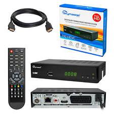 Skymaster Blue T90 HEVC HDTV DVB-T2 FULL Terrestrische Receiver H.265 USB + HDMI