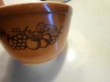 Pyrex Old Orchard Mixing/Nesting Bowl 401