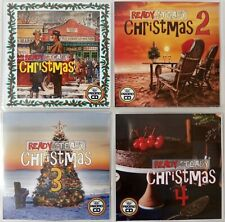 Ready Steady Christmas 4CD Jumbo Pack - Brilliant Christmas CD Soul, Ska, Reggae