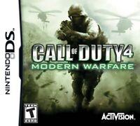 Call Of Duty 4: Modern Warfare - Nintendo DS Game