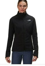 The North Face Apex Bionic Full Zip Black Women's Softshell Jacket SZ XS