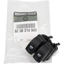 ORIGINAL Renault Schalter Fensterheber CLIO III TWINGO II vorne links 8200214943
