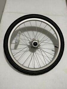 """Replacement 20""""Quick Release REAR WHEEL For Chariot Cougar2 Carrier Bike Trailer"""