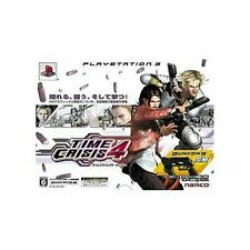 Time Crisis 4 Guncon 3 Ps3 PlayStation 3 Pre-owned