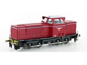 Heljan HE10021561 Diesellok MaK 650D OHE H0