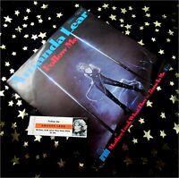AMANDA LEAR - Follow me * 1978 * TOP SINGLE (M-:) TOP COVER + FOTO Jukeboxzettel