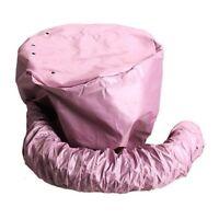 Home Portable Drying Hoods Bonnet Attachment Haircare Salon Hair Dryer L8Q8