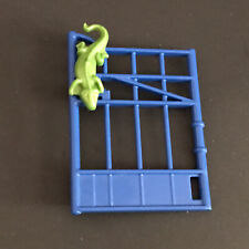 Playmobil 4850 Gate For Cage Lizard Lock Large Zoo Replacement Part