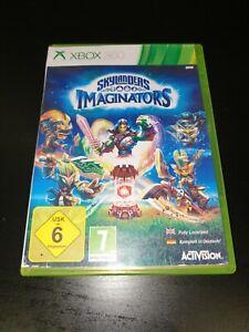 Skylanders Imaginators Microsoft Xbox 360 Kids Game Only, VGC, 1st Class Post