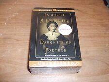 Daughter of Fortune by Isabel Allende (1999 Audio Cassette Set, Unabridged) NEW